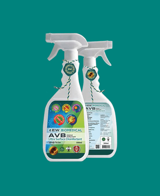 AVB ULTRA SURFACE DISINFECTANT
