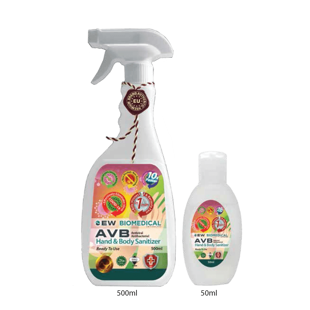 AWB HAND & BODY SANITIZER